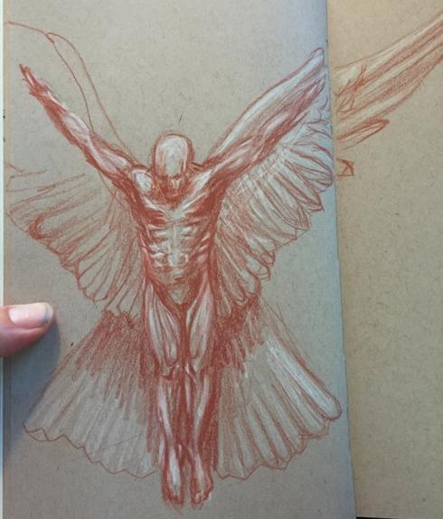 angel doodle