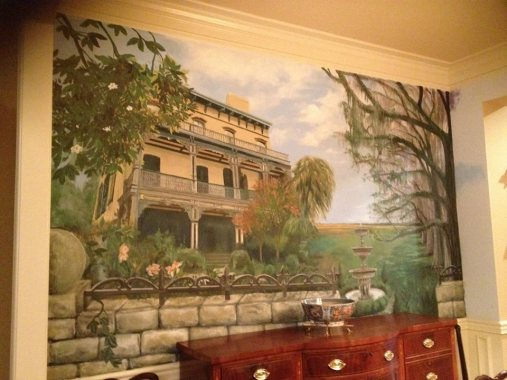 brannen's mural