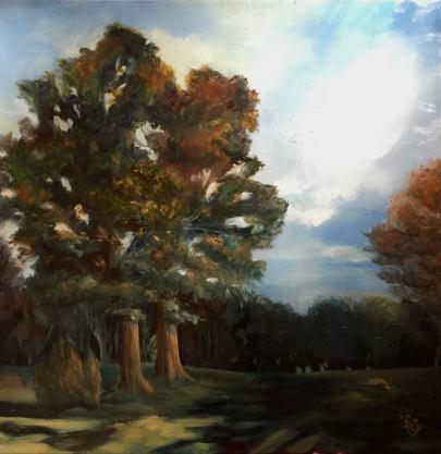more tree landsscape